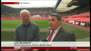 Find A Better Way CEO Lou McGrath on BBC Breakfast