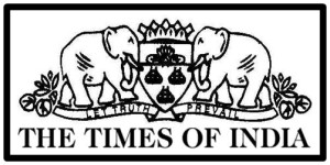 International PR success in the Times of India